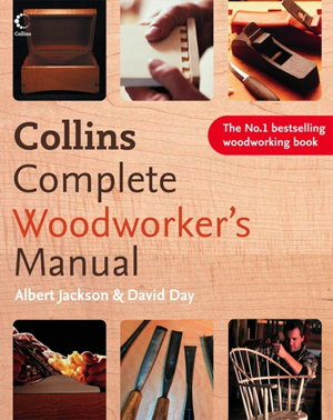 Cover art for Collins Complete Woodworker's Manual