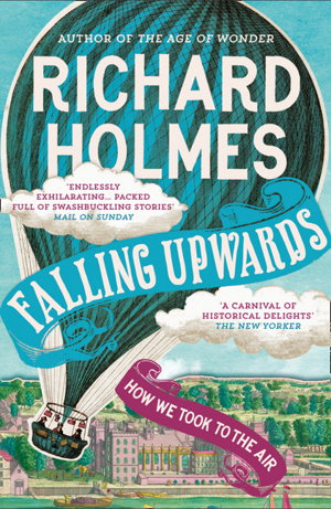 Cover art for Falling Upwards