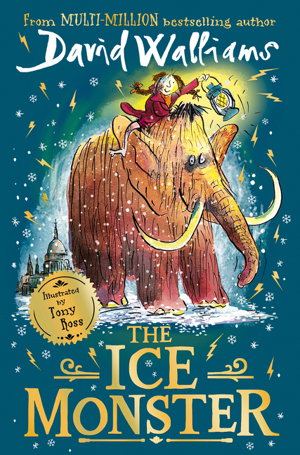 Cover art for The Ice Monster