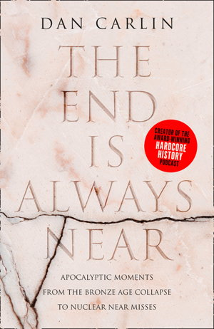 Cover art for The End is Always Near