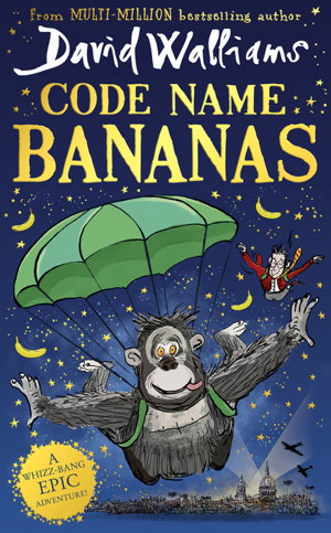 Cover art for Code Name Bananas