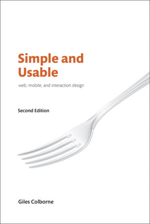 Cover art for Simple and Usable Web, Mobile, and Interaction Design