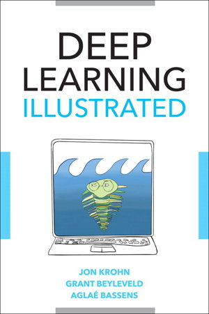 Cover art for Deep Learning Illustrated