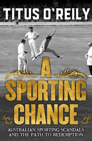 Cover art for A Sporting Chance