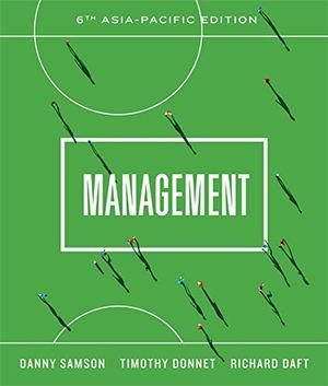 Cover art for Management with Online Study Tools 12 months