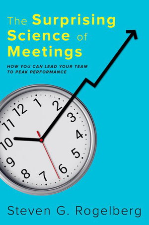 Cover art for The Surprising Science of Meetings