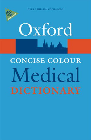 Oxford Concise Medical Dictionary 8th Edition