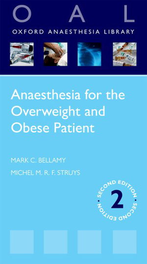 Cover art for Anaesthesia for the Overweight and Obese Patient