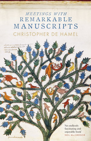 Cover art for Meetings with Remarkable Manuscripts
