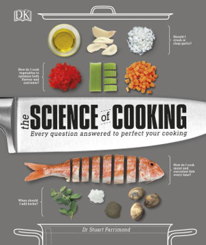 Cover art for The Science of Cooking