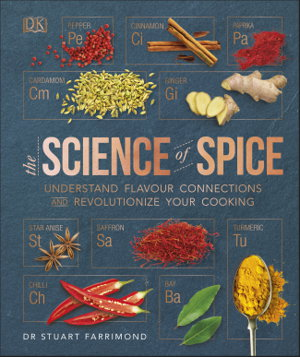 Cover art for The Science of Spice