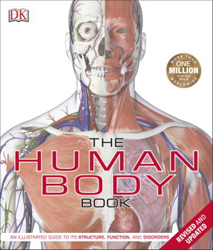 Cover art for The Human Body Book