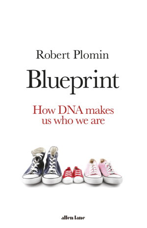 Blueprint by robert plomin boffins books cover art for blueprint malvernweather Gallery