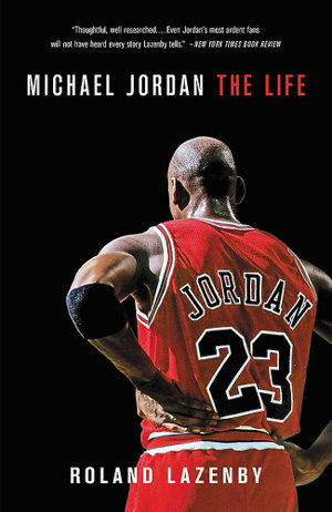 Cover art for Michael Jordan