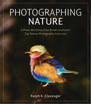 Cover art for Photographing Nature