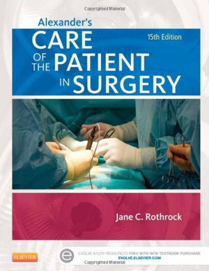 Cover art for Alexander's Care of the Patient in Surgery