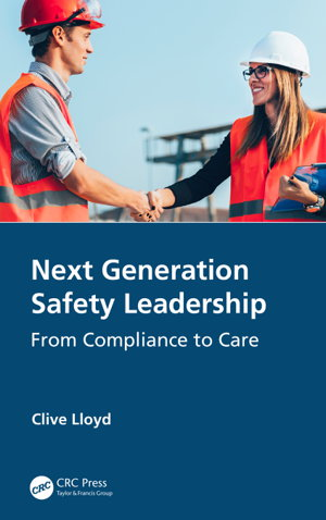 Cover art for Next Generation Safety Leadership