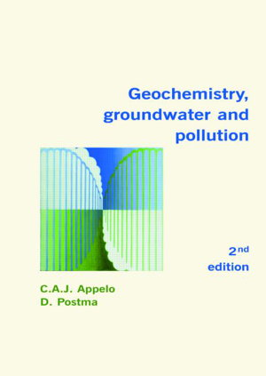 Cover art for Geochemistry Groundwater and Pollution 2nd Edition