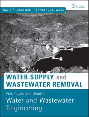 Cover art for Fair, Geyer, and Okun's, Water and Wastewater Engineering