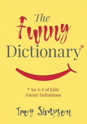 Cover art for The Funny Dictionary