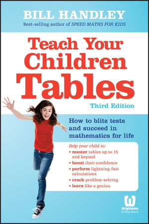Cover art for Teach Your Children Tables