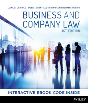 Cover art for Business and Company Law