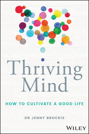 Cover art for Thriving Mind