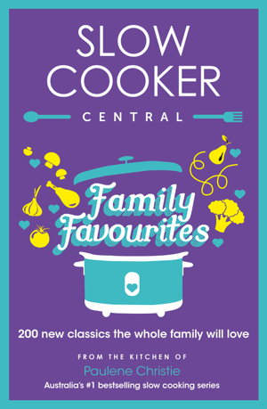 Cover art for Slow Cooker Family Favourites