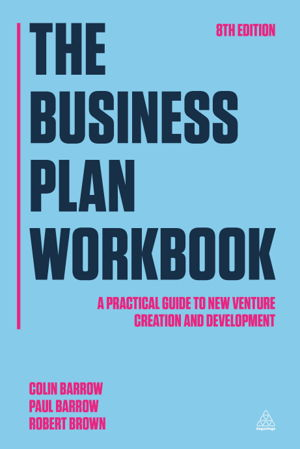 Cover art for The Business Plan Workbook