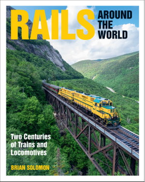 Cover art for Rails Around the World