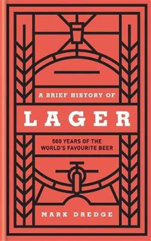 Cover art for A Brief History of Lager