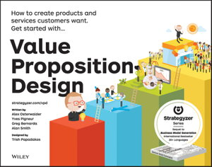 Cover art for Value Proposition Design
