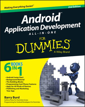 Android App Development All In One For Dummies 2nd Edition By Barry