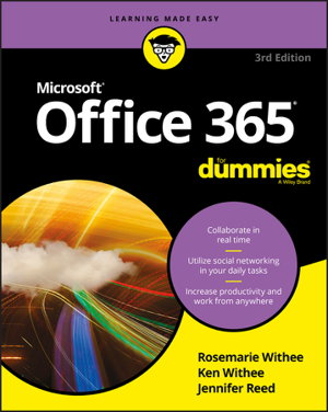 Cover art for Office 365 For Dummies