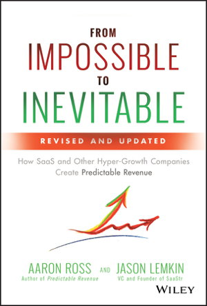 Cover art for From Impossible to Inevitable