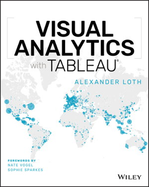Cover art for Visual Analytics with Tableau