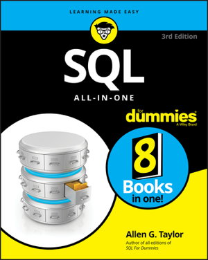 Cover art for SQL All-In-One For Dummies