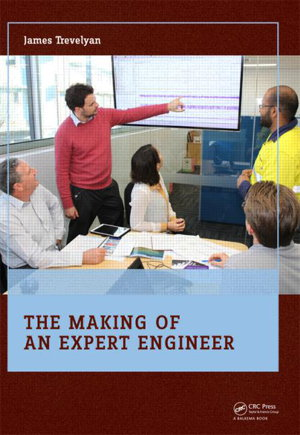 Cover art for The Making of an Expert Engineer