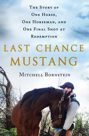 Cover art for Last Chance Mustang