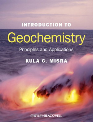 Cover art for Introduction to Geochemistry