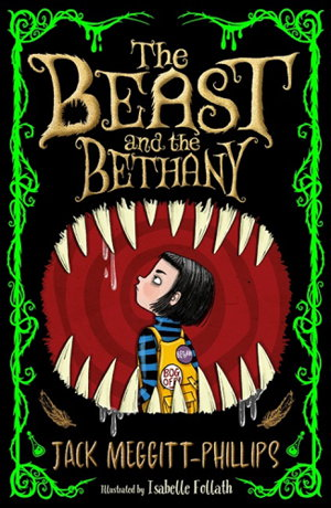 Cover art for The Beast and the Bethany