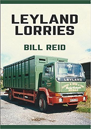 Cover art for Leyland Lorries