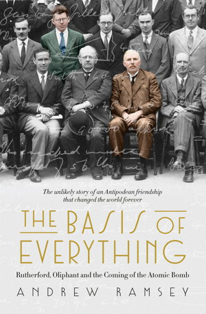 Cover art for The Basis of Everything