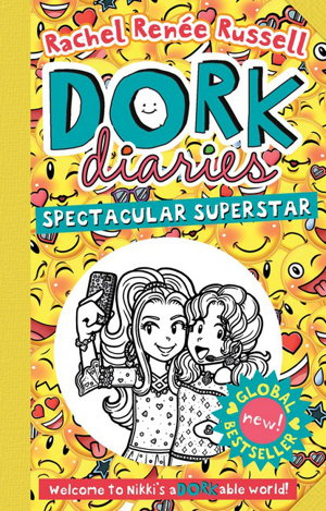 Cover art for Dork Diaries #14
