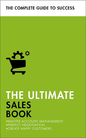 Cover art for The Ultimate Sales Book