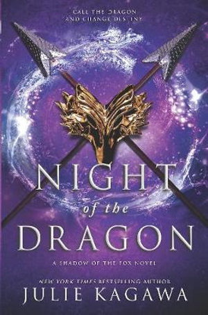 Cover art for Night of the Dragon