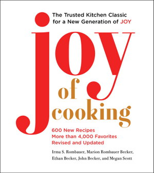 Cover art for Joy of Cooking
