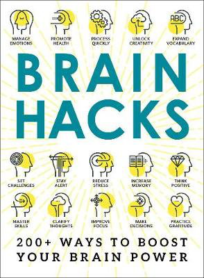 Cover art for Brain Hacks