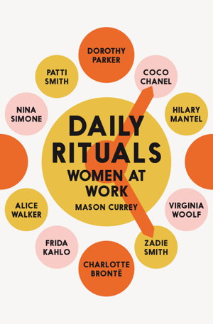 Cover art for Daily Rituals Women at Work