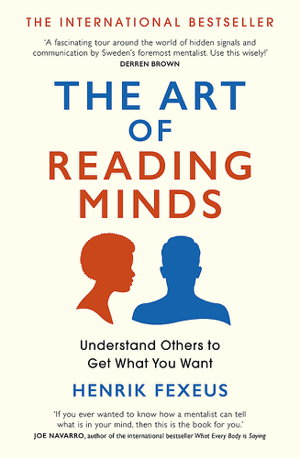 Cover art for The Art of Reading Minds